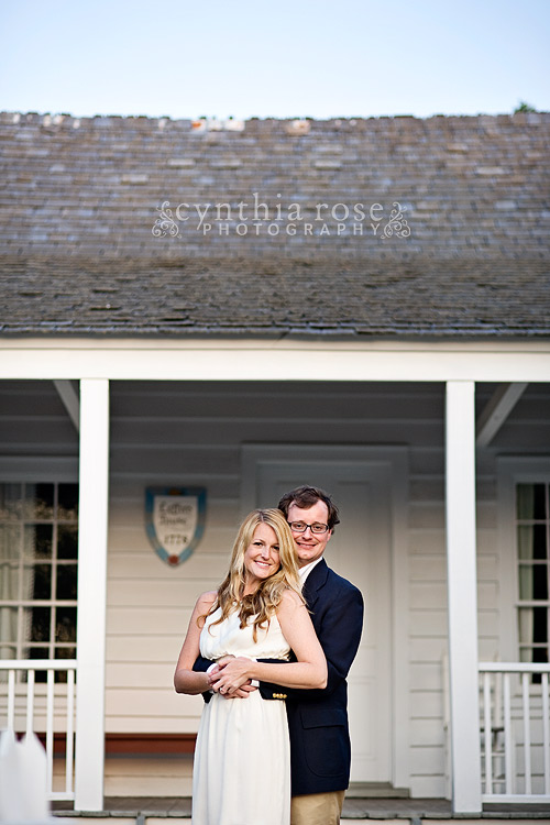 Beaufort NC engagement photography