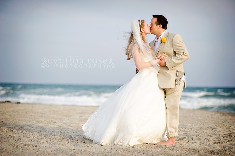 Atlantic Beach NC wedding photographer