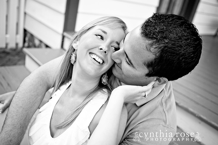 Beaufort NC engagement photographer