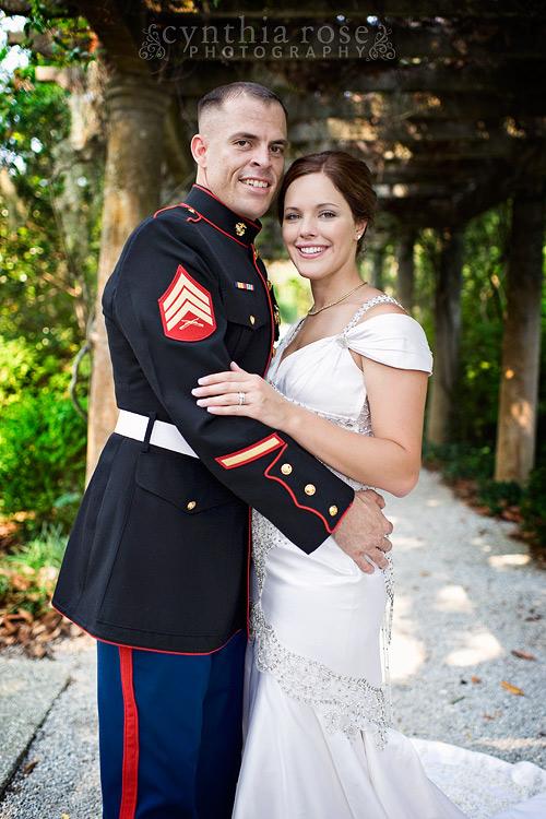 Wilmington NC wedding photographer