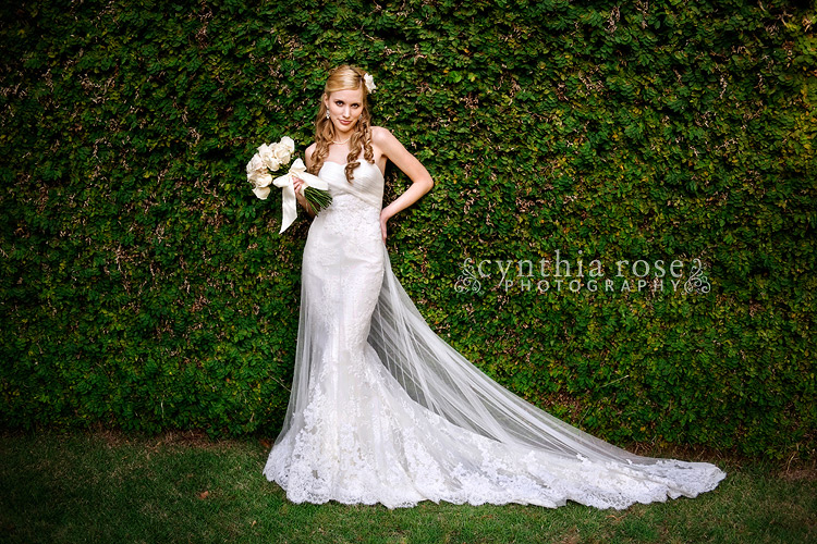 Bellamy Mansion bridal portraits