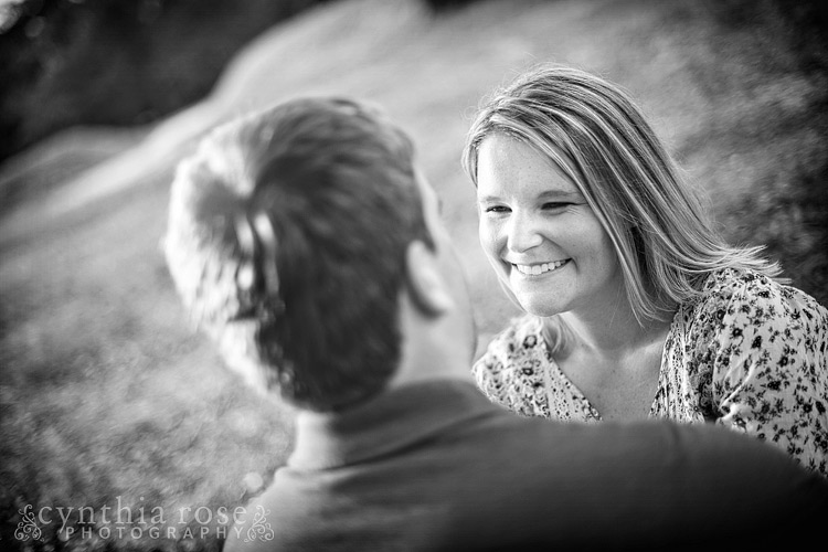 Brunswick Town engagement session