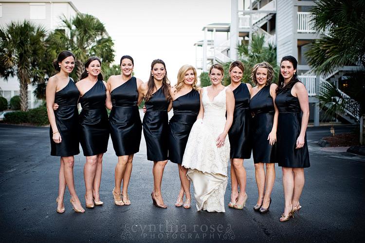 Ocean Club NC wedding photographer