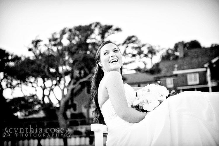 Morehead City NC bridal portrait photographer