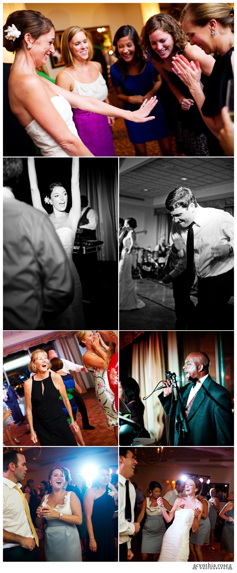 Capital City Club Raleigh wedding photographer