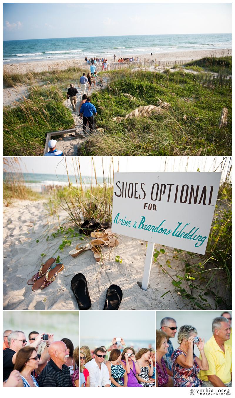 Pine Knoll Shores wedding photographer