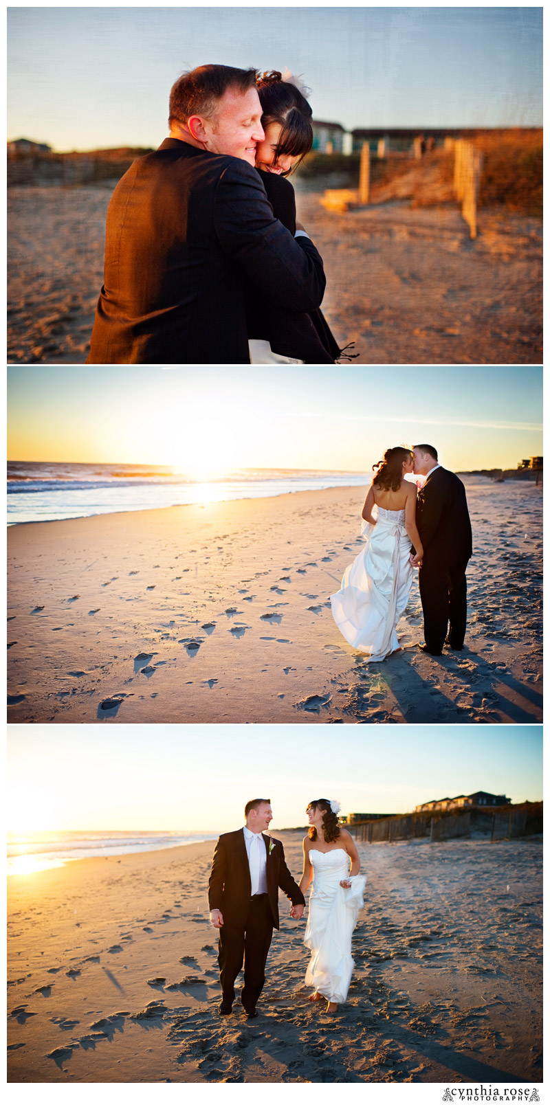 Pine Knoll Shores NC wedding