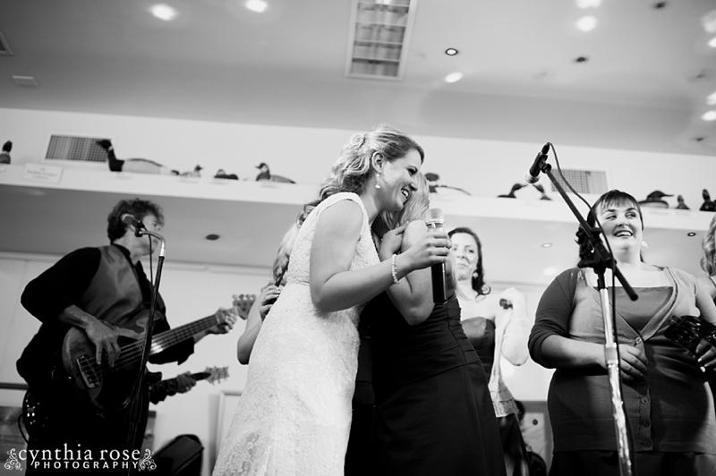 Core sound museum wedding
