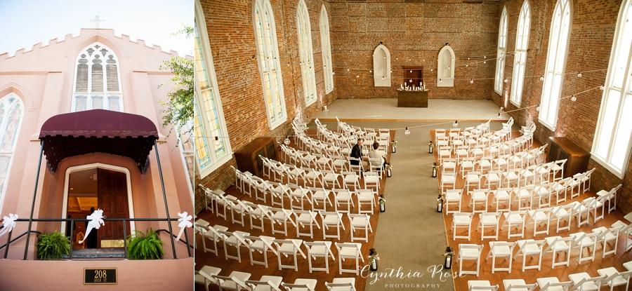St Thomas Preservation Hall Wedding Jessica Michael