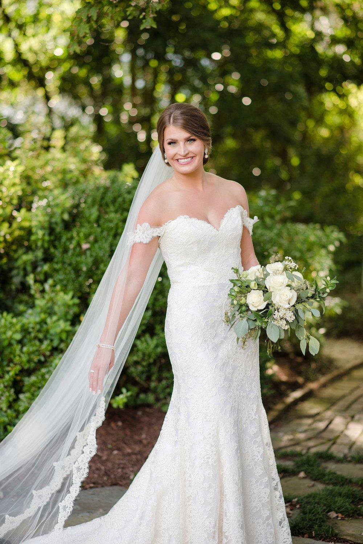 Greenville NC bridal portraits — BLOG — Cynthia Rose: North