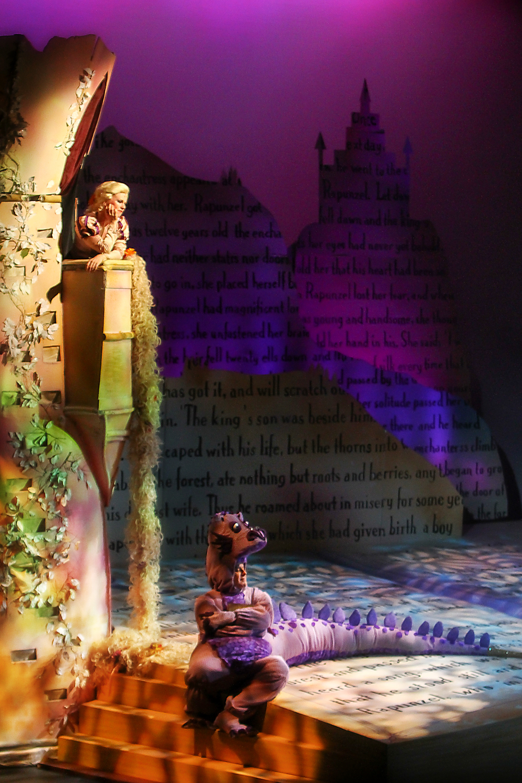 Rapunzel! Rapunzel!