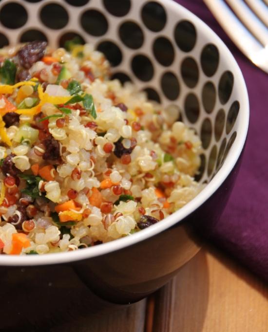 Celebrate Summer Quinoa (2)