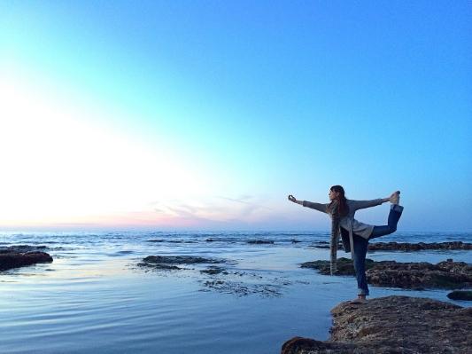 Cea Shannon Oceanfront Yoga
