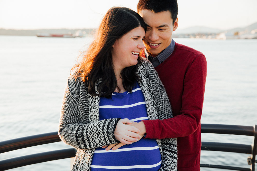 North Vancouver Lonsdale, Maternity Session
