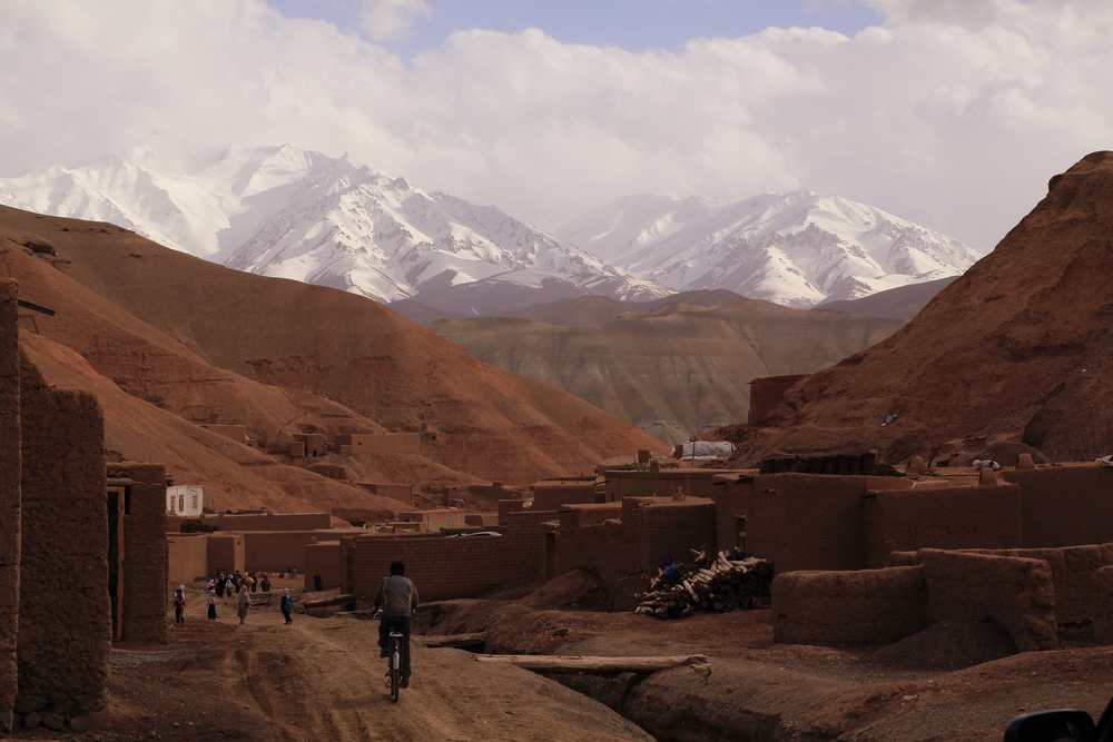 Afghanistan is one of the most beautiful places I've visited