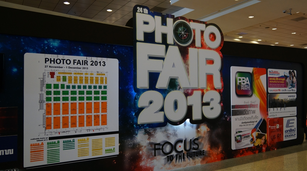 Welcome to Photofair 2013