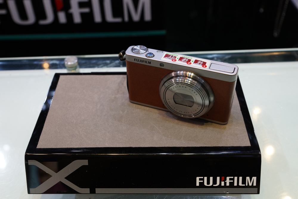 FujiXF1 Brown Front