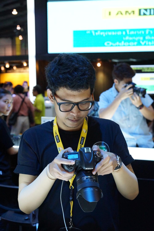 Nikon guy