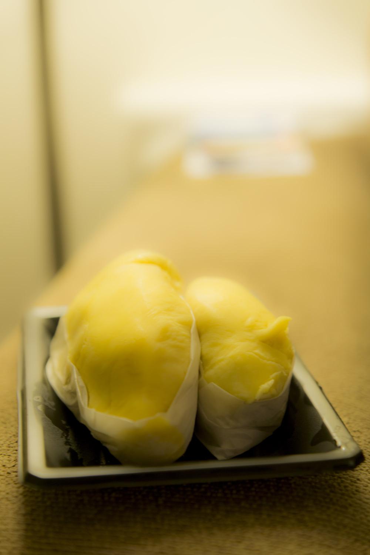 Sweet, heavenly Durian.