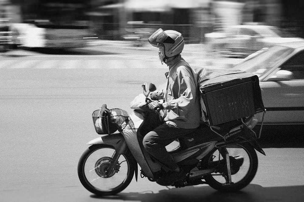 Motobike Man