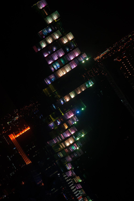 Mahanakhon Lights