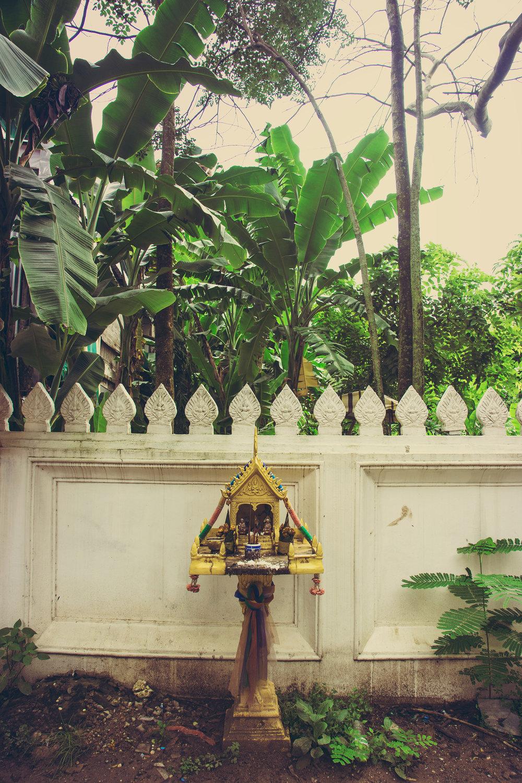 A Quiet Shrine