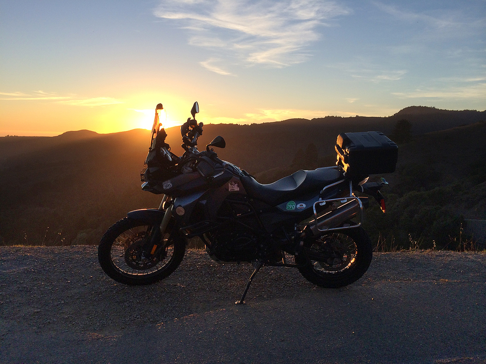 sunset f800gs.jpg