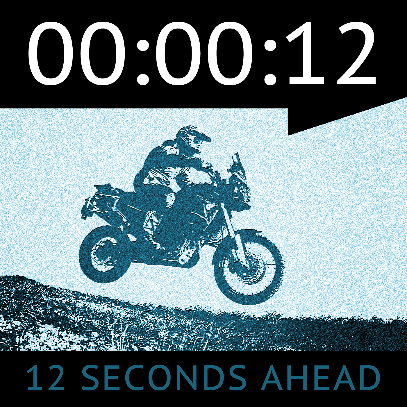 12 SECONDS AHEAD (blog) - KITUNDU