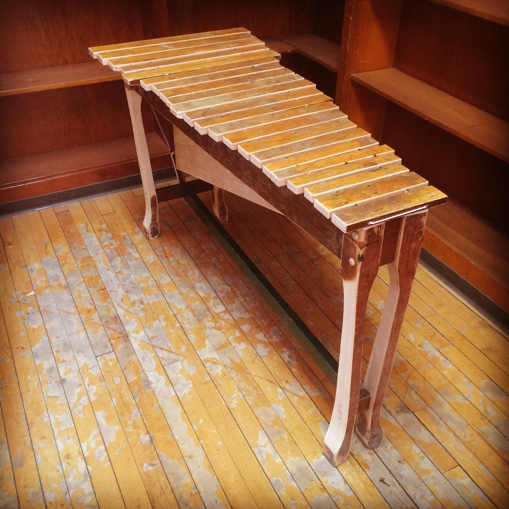 CPS Xylophone (2015)