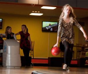 bowling familjen