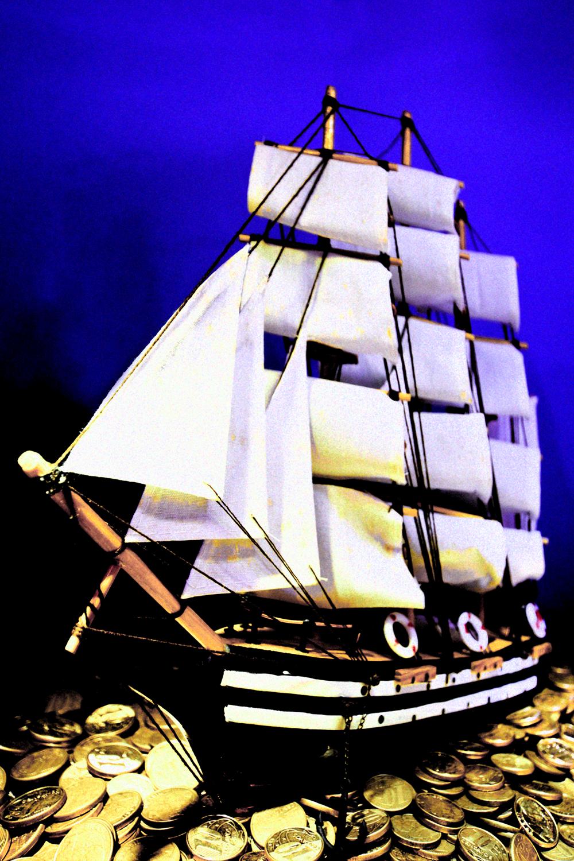 Sonho de pirata