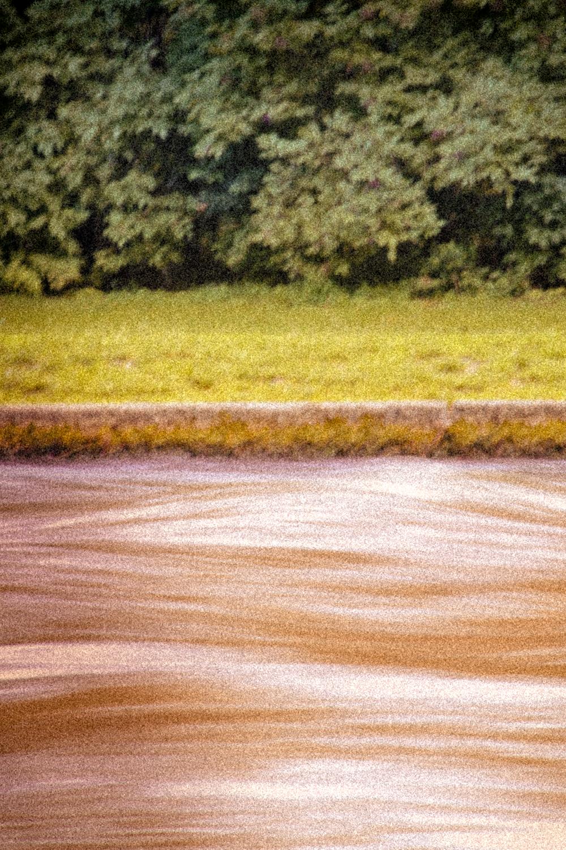 Água correndo