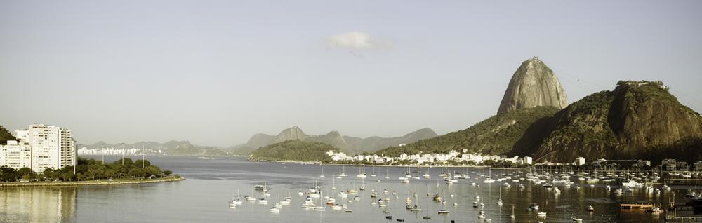 Barcos em Botafogo