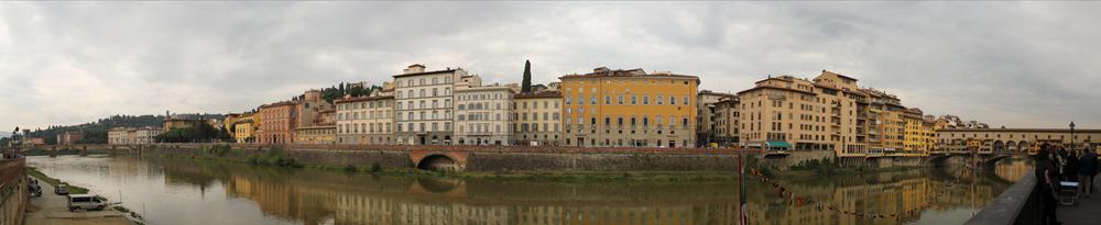 Às margens do Arno