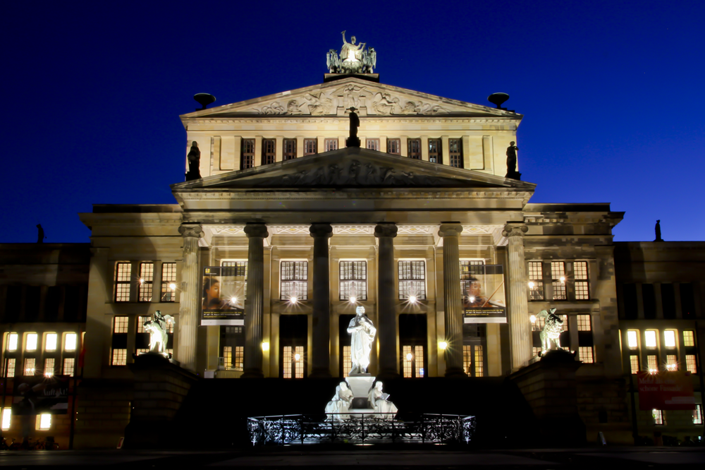 The Konzerthaus, 2