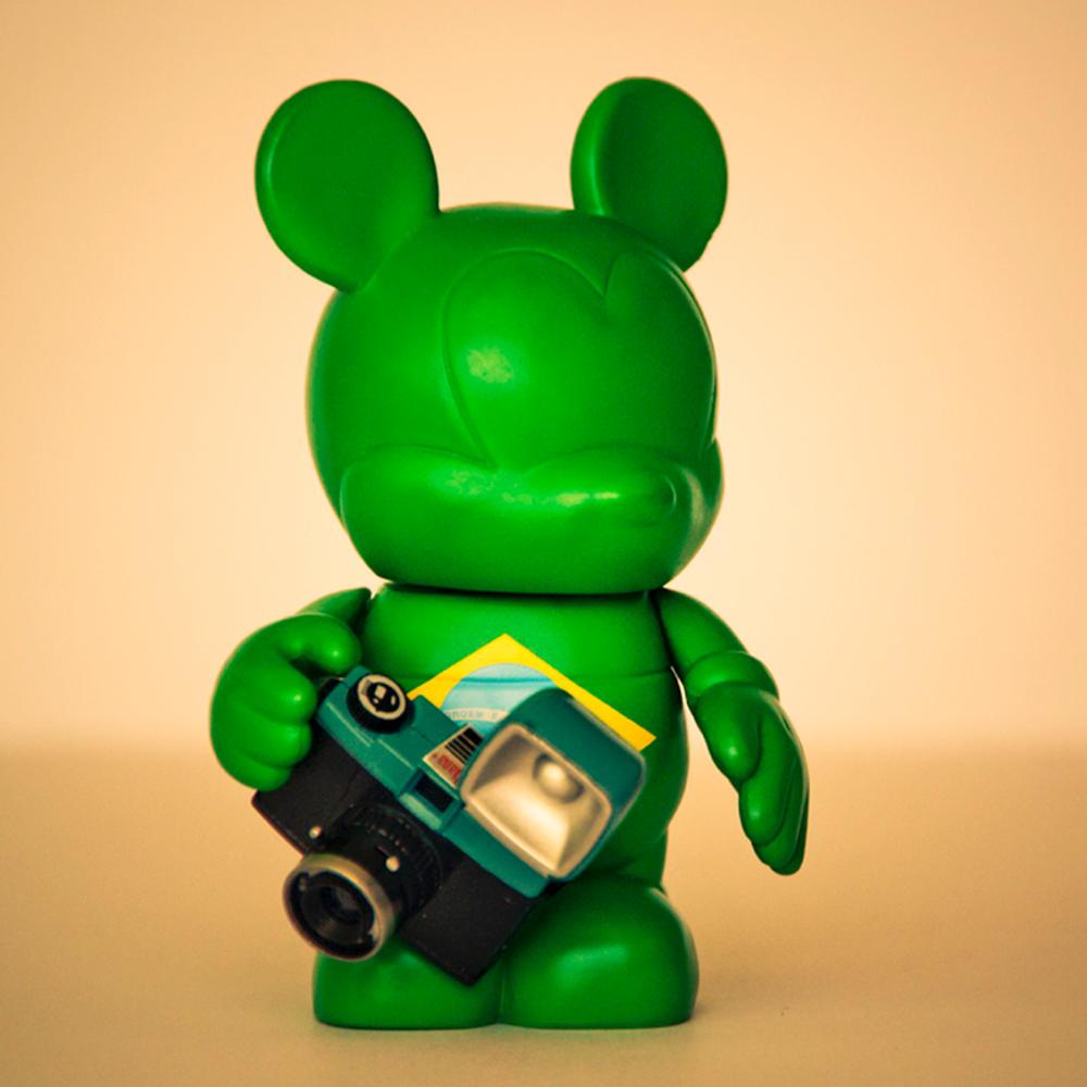 Hilário e sua câmera
