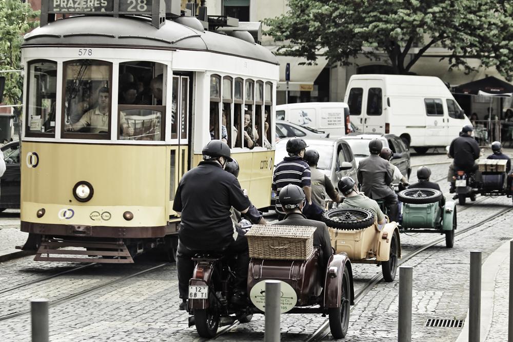 Moto-parade