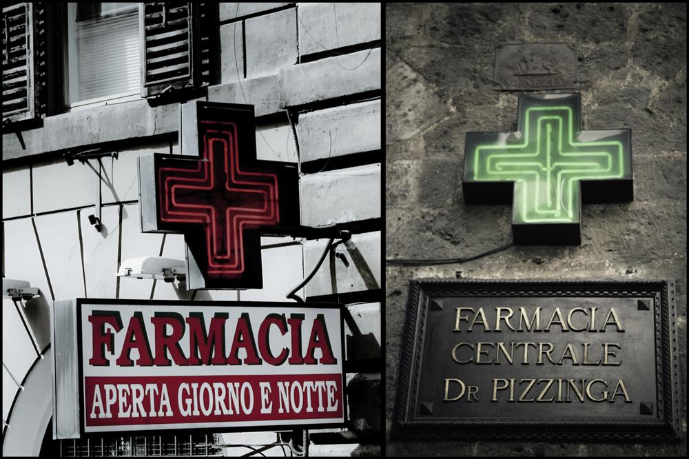 Farmacia romana
