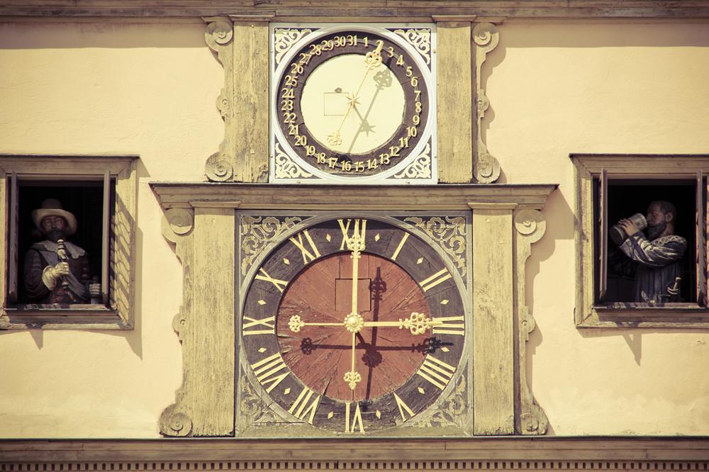 Relógio de Rothenburg