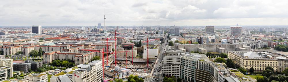 Berlim em obras