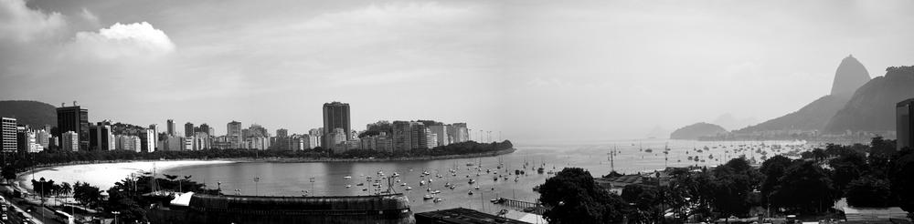 Panorâmica de Botafogo