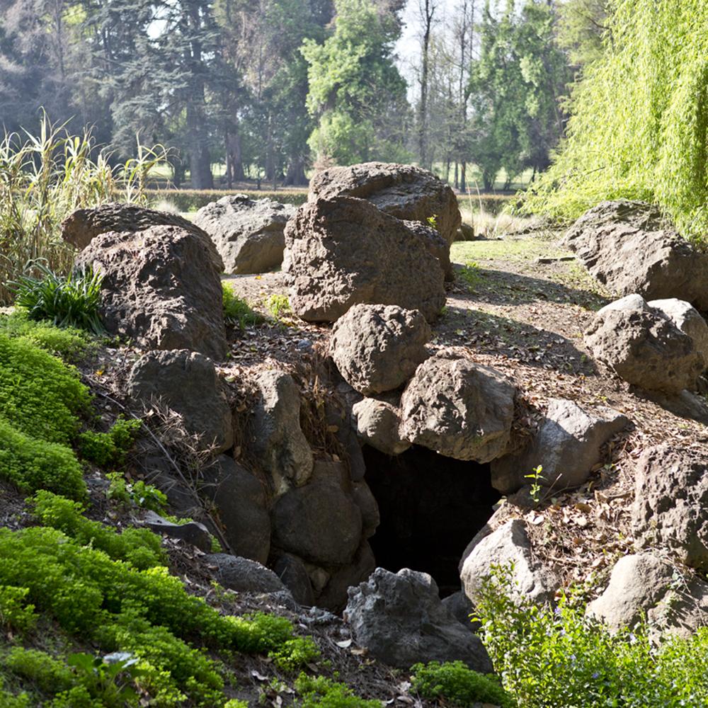 Jardim Concha y Toro, 1