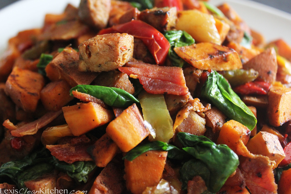 Loaded Paleo Hash