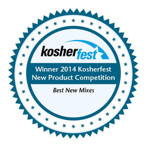 Kosherfest 2014 New Product Award