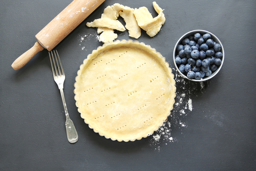 PIES, TARTS AND QUICHE CRUST