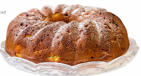 Gluten Free Apple Bundt Cake