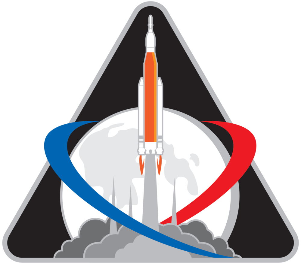 Exploration Mission One Mission Patch (Courtesy of  NASA )