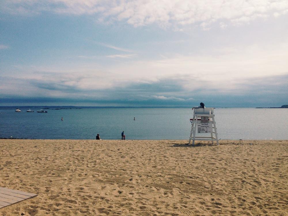 Weed Beach - Darien
