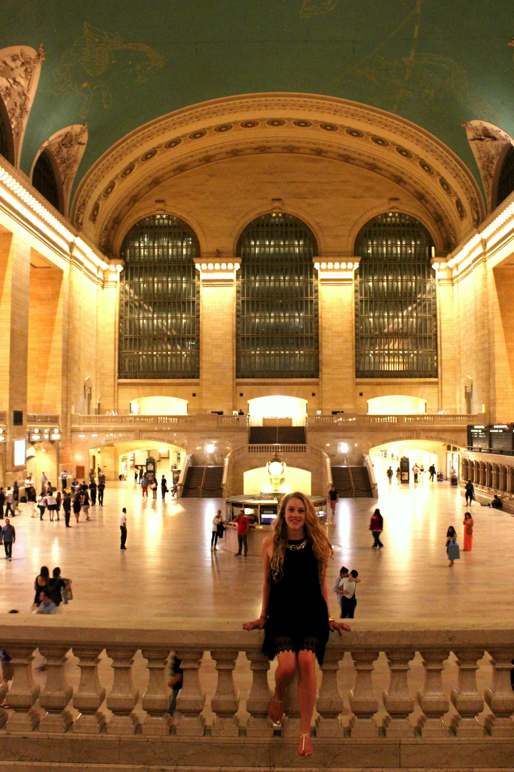 Obligatory late night (morning?) Grand Central shot
