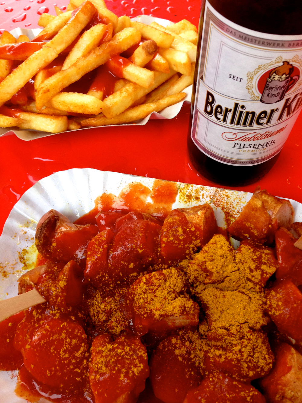 Currywurst @ Curry Mitte